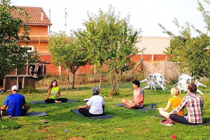 Deporte y talleres en Las Águedas